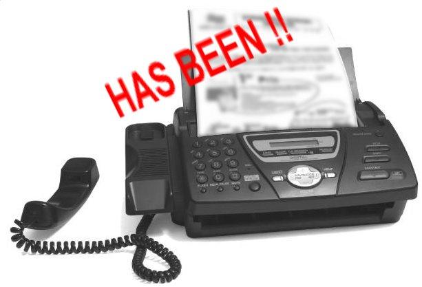 Vieux Fax